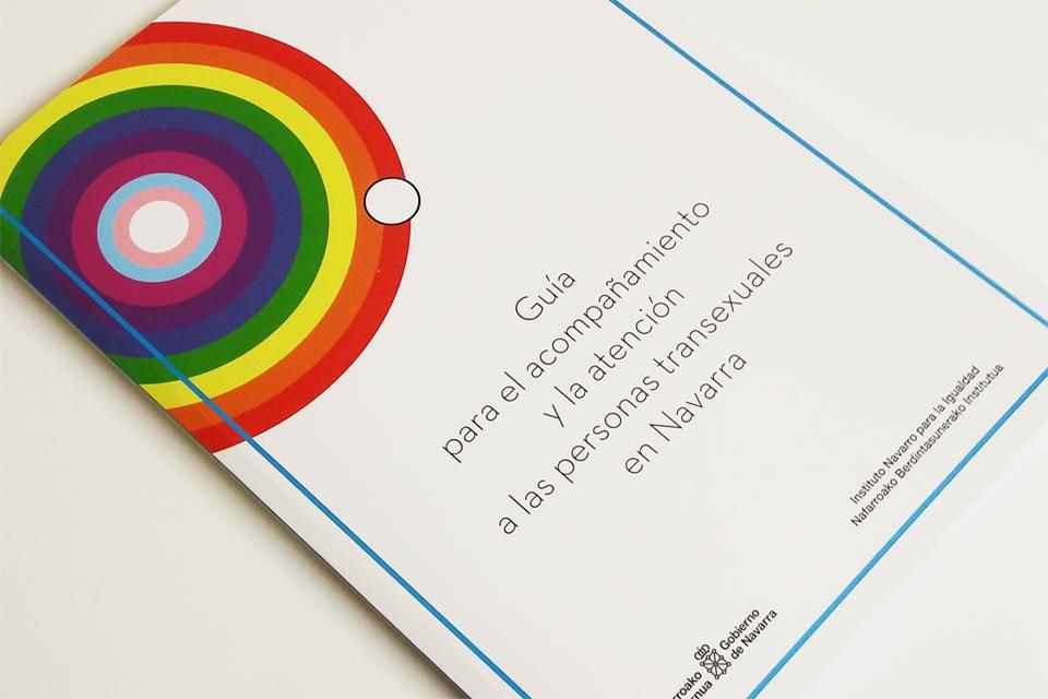 Guía para el acompañamiento y la atención a las personas transexuales en Navarra