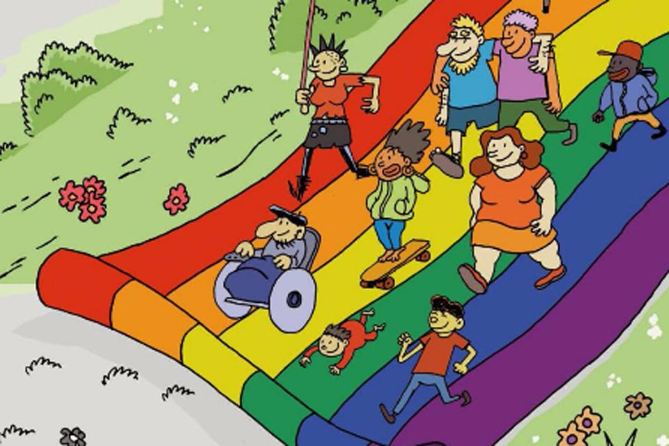 Somos arcoiris - Unidad Didáctica